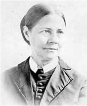 Lucy Stone, for whom our first house was named